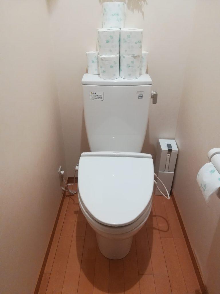 旭川市のお客様よりトイレ詰まり修理のご依頼