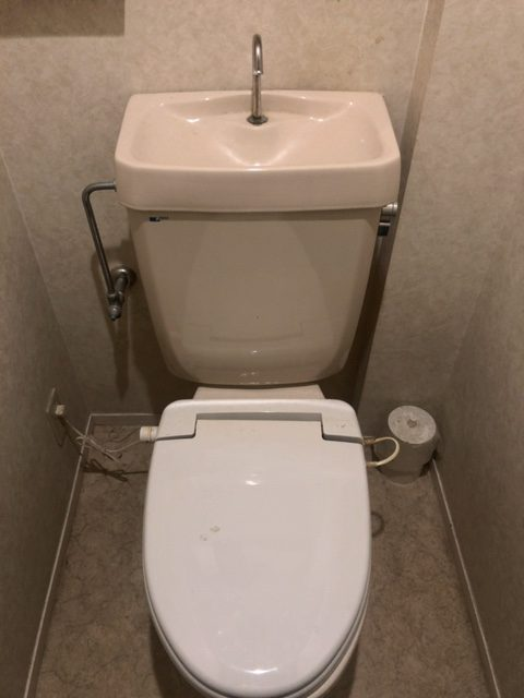旭川市でトイレつまりトラブルの解決施工事例