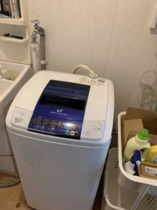洗濯の排水つまり修理