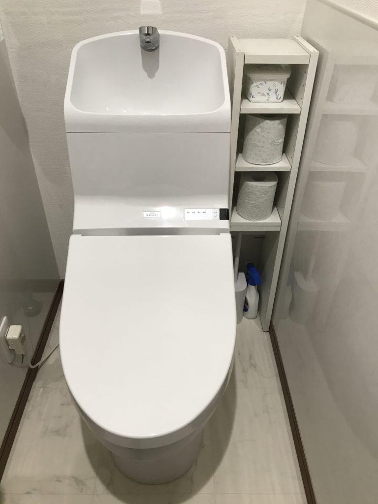 函館市でトイレつまりトラブル解決事例