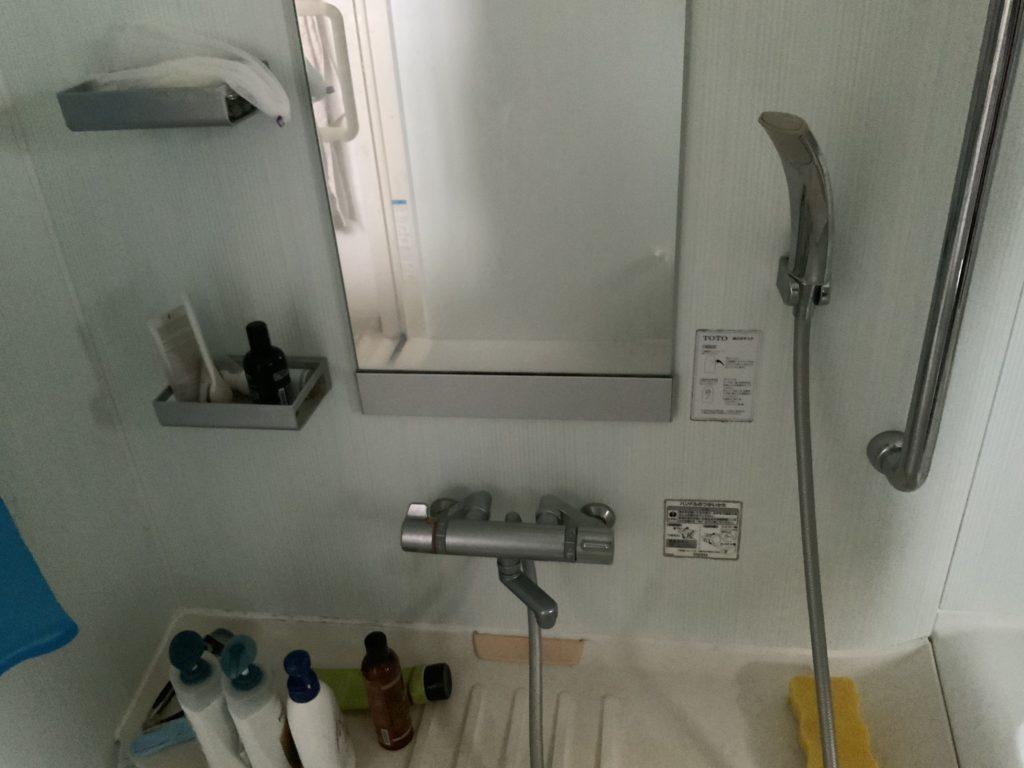 旭川市でお風呂の詰まり修理施工事例