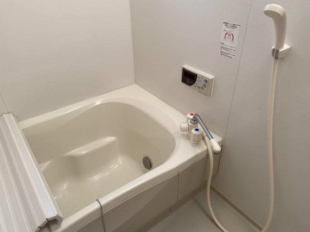 小樽市で風呂の排水つまりトラブル解決事例