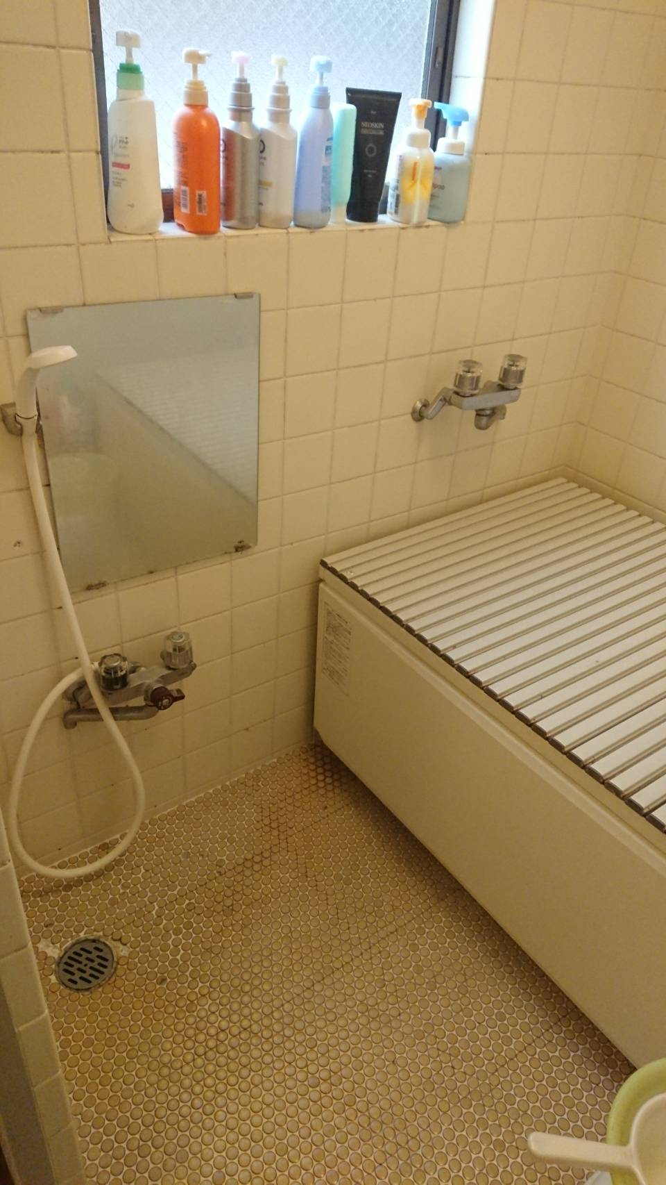 浴室排水つまり