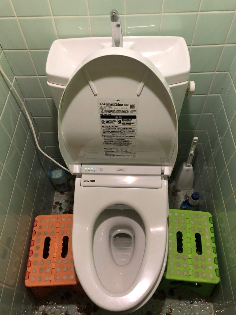 千歳市でトイレ水漏れトラブル解決事例