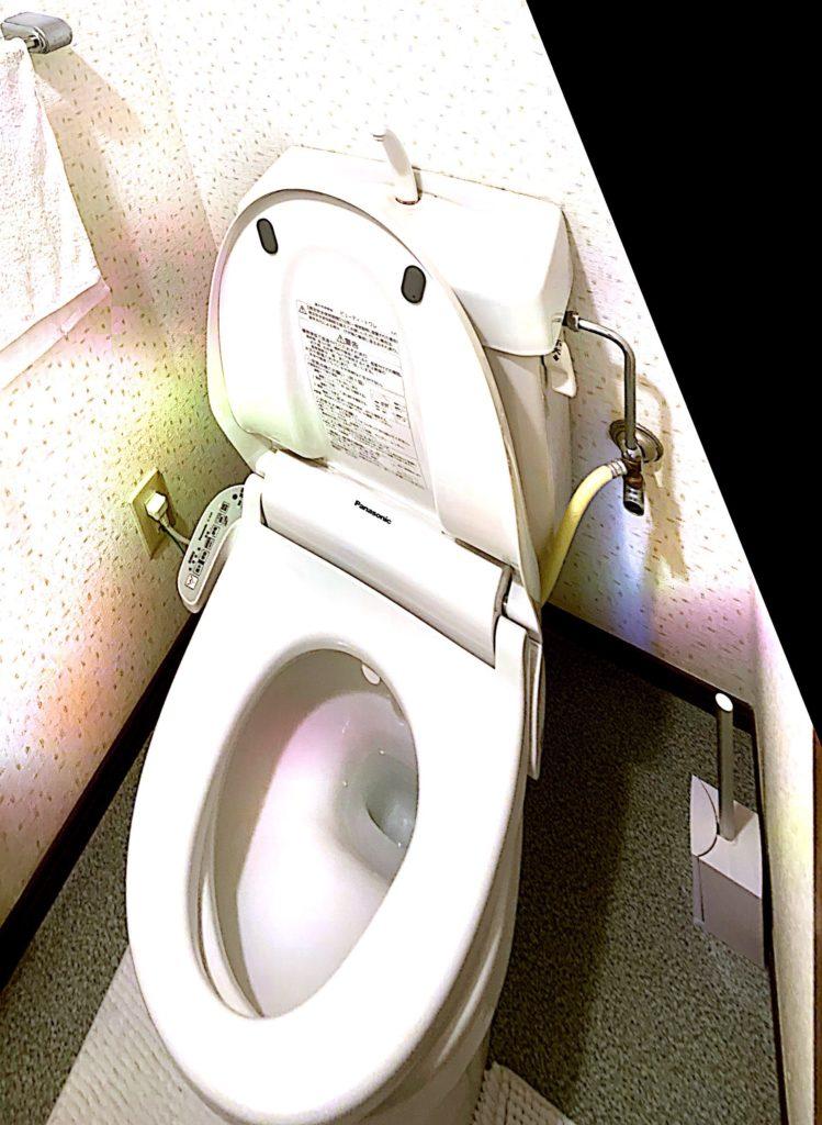 北海道旭川市でトイレの水漏れ修理解決事例