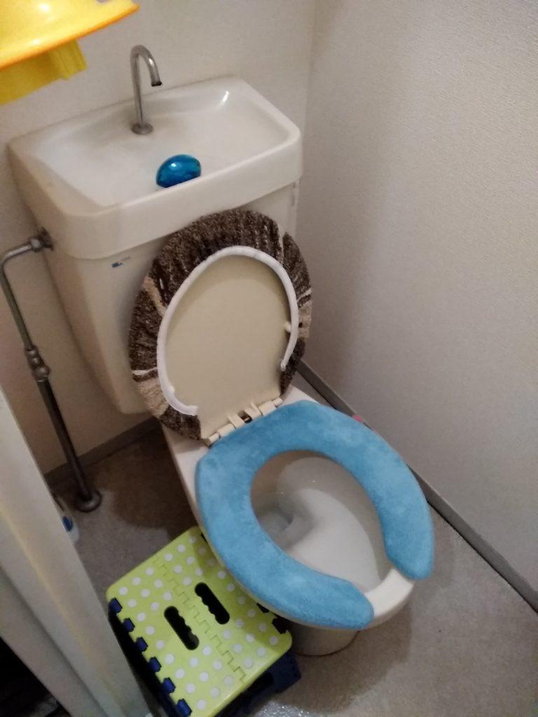 北海道室蘭市でトイレの流れが悪いトラブル解決