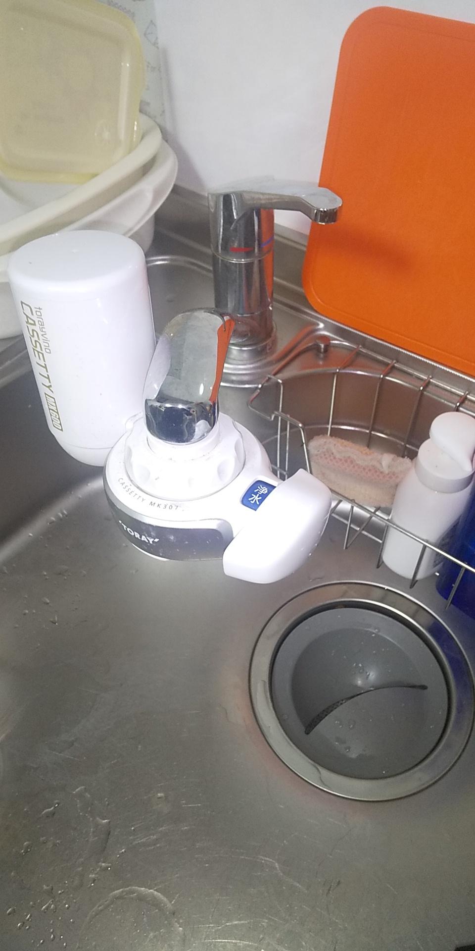 台所のつまり