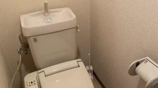 北海道根室市でトイレ詰まり解消作業